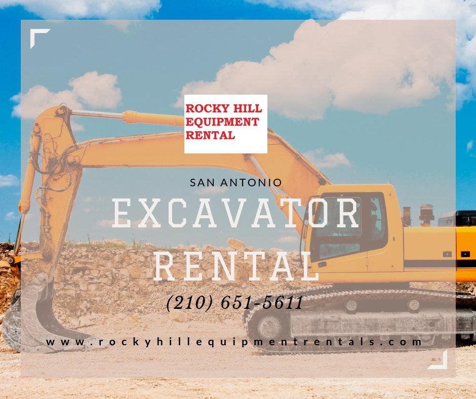excavator-rental-san-antonio